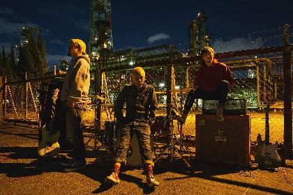 SABOTENが3月10日のサボテンのイベントの日に20周年第1弾配信シングル「ストーム」をリリース
