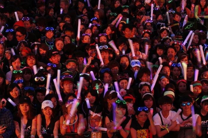 Night Nation Run in Japan