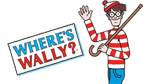 Where's Wally? (C) DreamWorks Distribution Limited. All rights reserved.