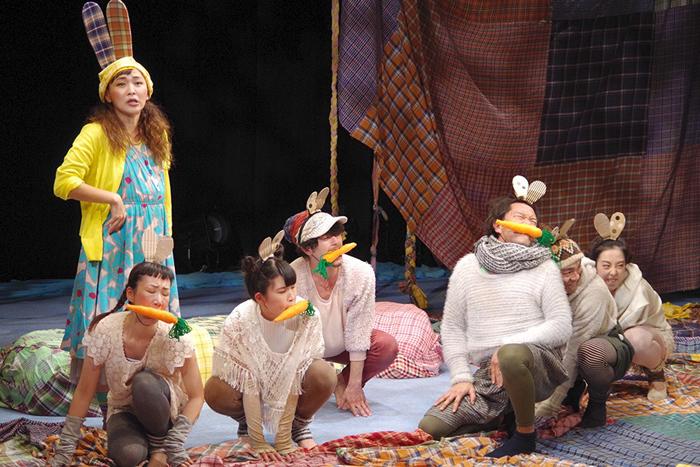KAKUTAとびだす童話『ねこはしる』豊橋公演舞台写真(追加掲載)