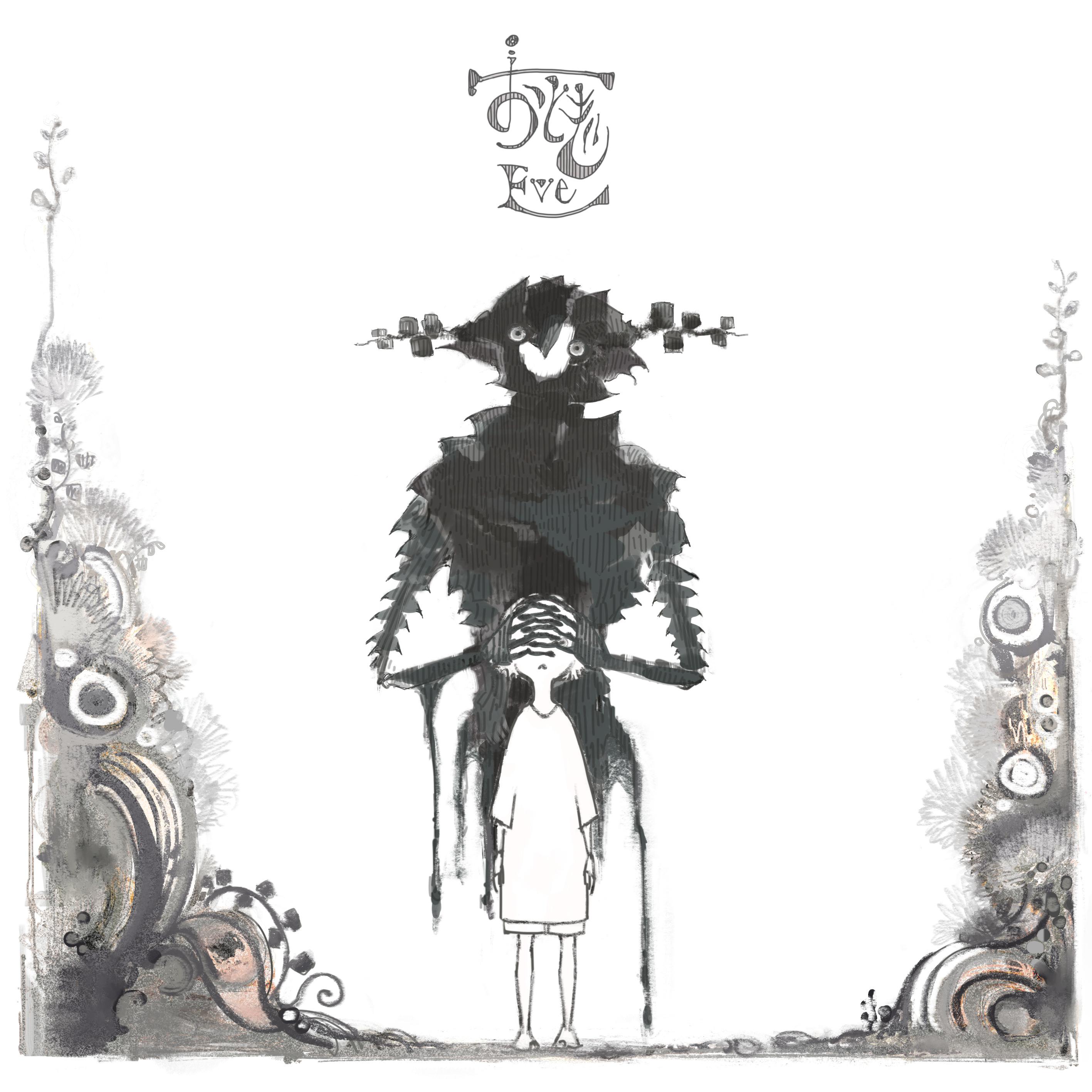 Eve2月にニューアルバムおとぎ発売決定 ジャケットデザイン