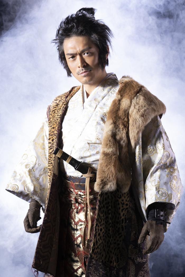 白河三太夫(井俣太良)