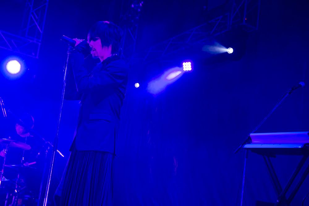 minus(-) 2016年12月28日 新宿ReNY