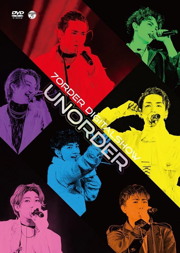 LIVE DVD / Blu-ray『UNORDER』
