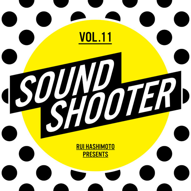 「SOUND SHOOTER vol.11」ロゴ
