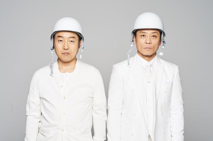 (左から)みのすけ、三宅弘城 (写真撮影=山本れお)