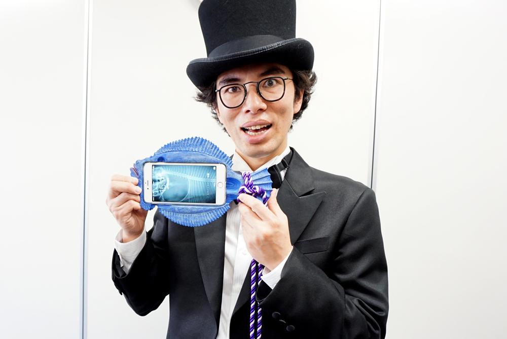 「カレイPhone 6 Plus」はれっきとしたiPhoneケース