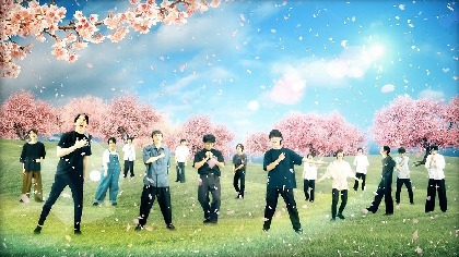 「チーム・ハンサム!」、15周年記念アルバムのサブスク&「GET IT BACK!」のMVフルバージョンが解禁