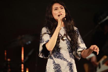 柴咲コウ、カバー集「こううたう」携えた2年ぶりツアー開幕