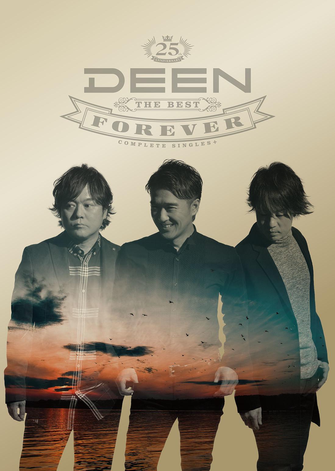 DEEN『DEEN The Best FOREVER』完全限定プレミアム盤
