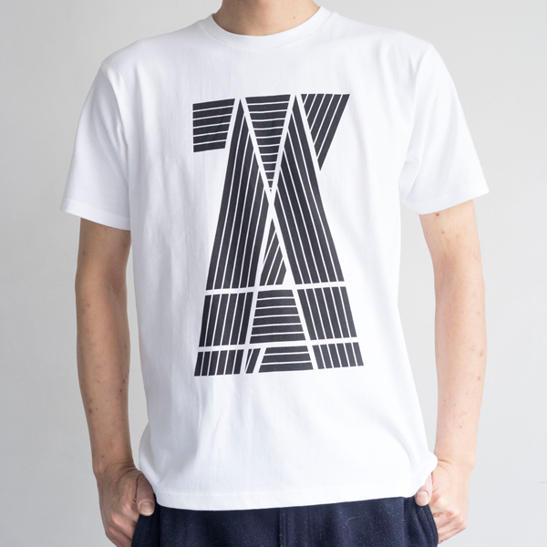 ANREALAGE/コラボTシャツ