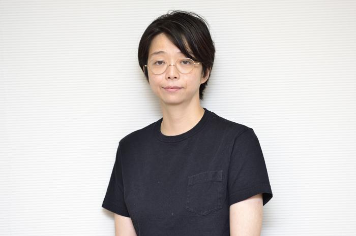 小川絵梨子 新国立劇場 演劇 芸術監督 (撮影:荒川潤)