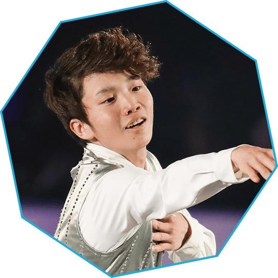 次代の新生、友野一希。完成度も高まっている、2022年『北京冬季オリンピック』の代表候補だ