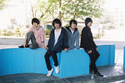 KANA-BOONが新アルバムのジャケット&特典のビジュアルを解禁