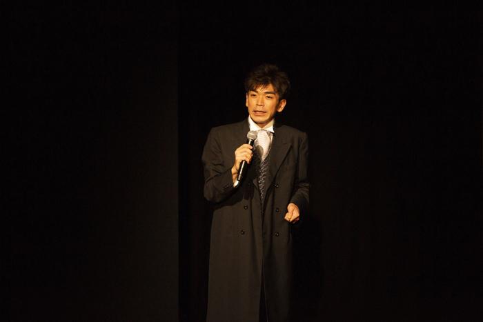 坂本頼光 (撮影:市川唯)