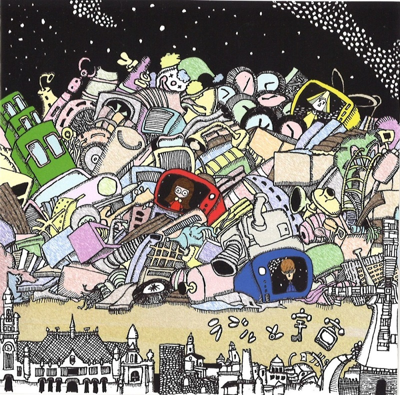 Tower Records 限定発売アルバム『ラブルと宇宙』
