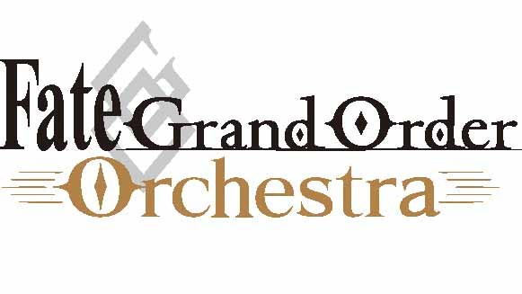 『Fate/Grand Order Orchestra』ロゴ