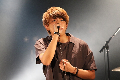 夏代孝明 色とりどりの楽曲で見せたワンマンライブツアー・新宿BLAZE公演レポート