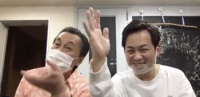 最後までボケ続けるB作さんにツッコむ銀平さん。「東京No.1」という名も納得の仲の良い親子でした。