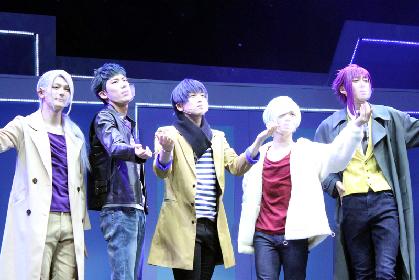 有栖川 誉&御影 密のミステリーと雪白 東の過去とは、冬組単独公演がついに開幕 MANKAI STAGE『A3!』~WINTER 2020~