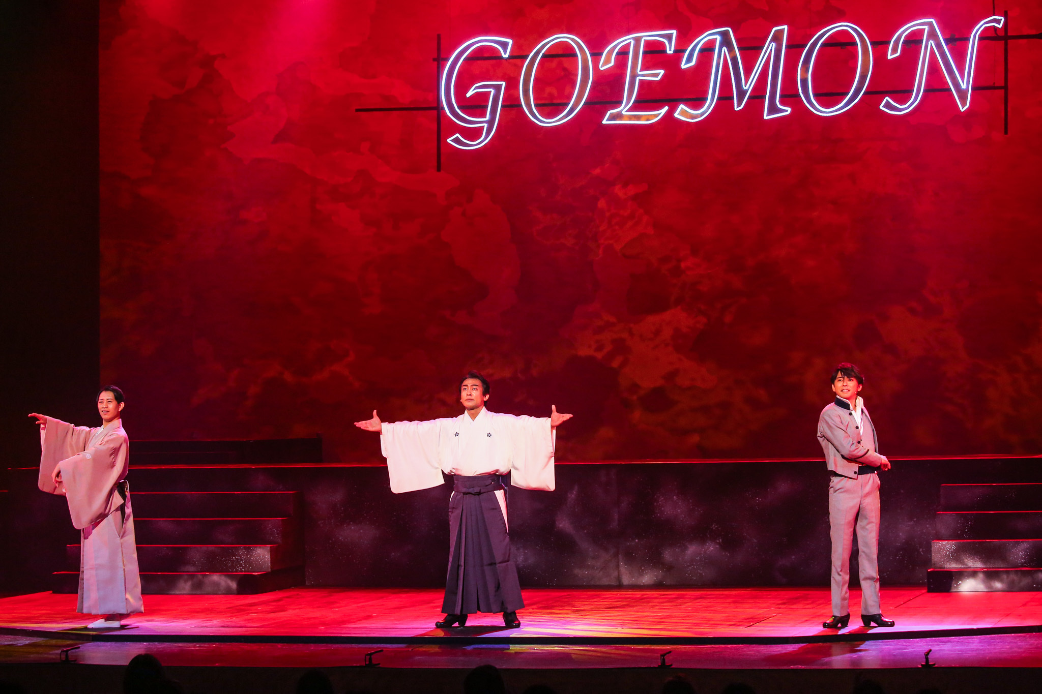 『GOEMON抄(SHOW)』 撮影=田浦ボン
