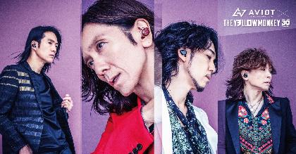 THE YELLOW MONKEY 日本発のオーディオビジュアルブランド「AVIOT」のWEB CMに登場