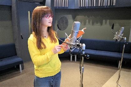 """奥華子、TVアニメ『セイレン』で声優に初挑戦 """"パンケーキ屋の店員""""を演じる"""