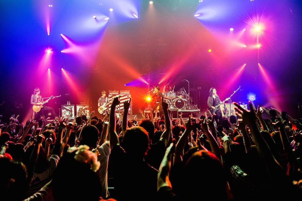 『GLAY HIGHCOMMUNICATIONS TOUR 2017 -Never Ending Supernova-』島根公演