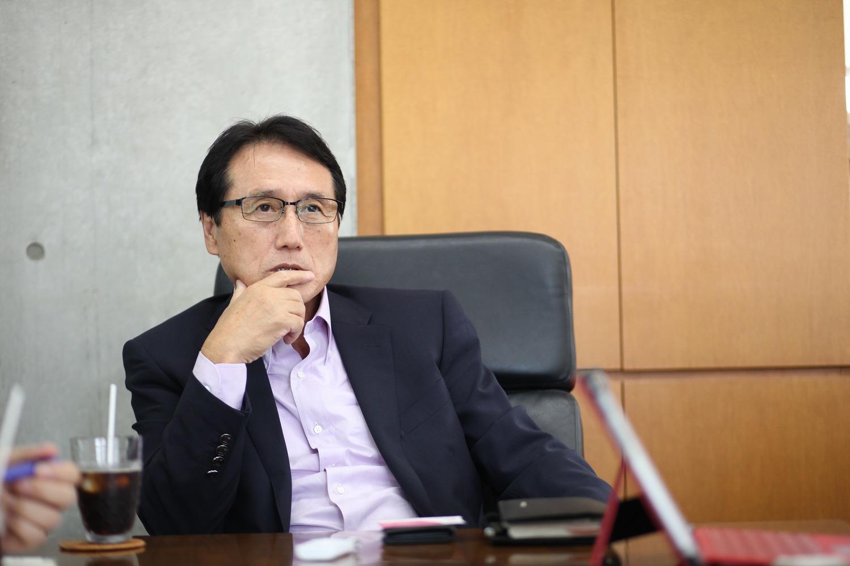 南沢道義氏