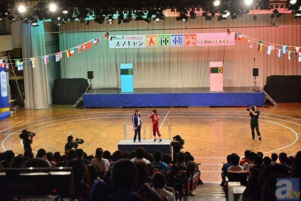 水樹さん&福圓さん、リスナー700人とスポーツの秋を満喫!?