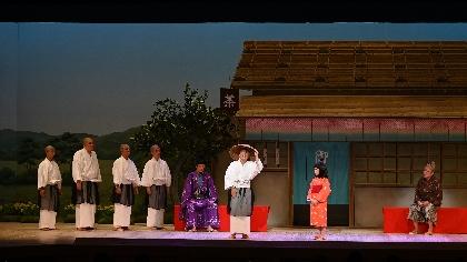 『松竹新喜劇 夏まつり特別公演』が夏の南座に6年ぶりに登場、『おちょやん』での名演が光った毎田暖乃も『一休さん』で大活躍