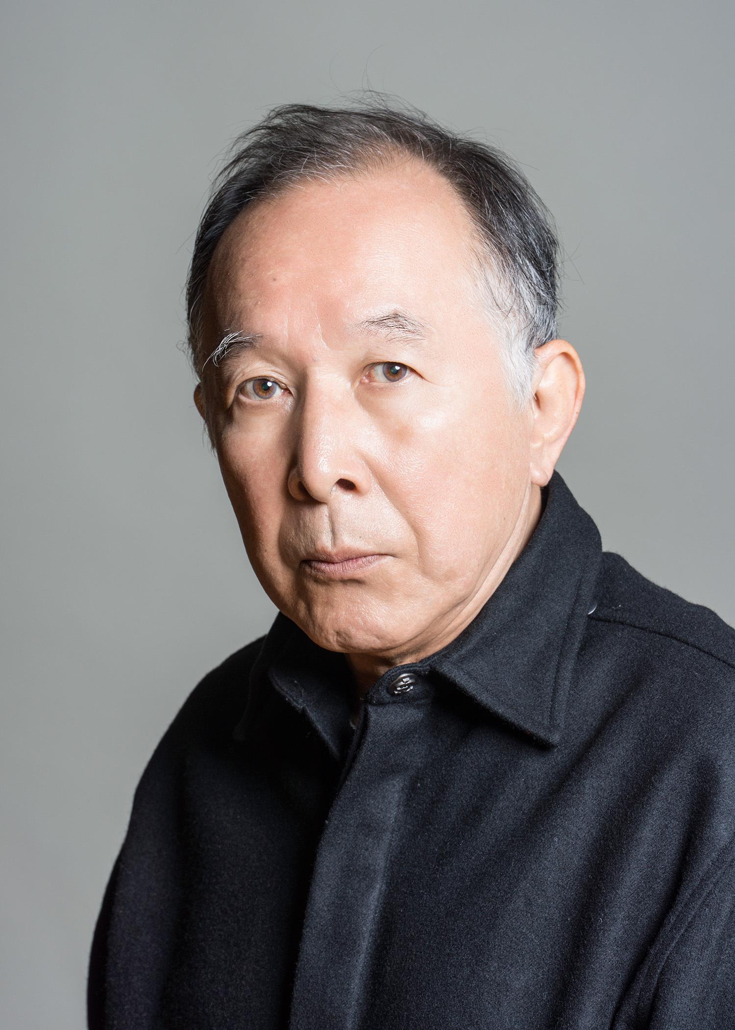 橋爪功さん(撮影/森田貢造)