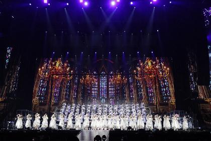 乃木坂46、ナゴヤドームで4日間開催した『8th YEAR BIRTHDAY LIVE』を映像作品として12月にリリース決定