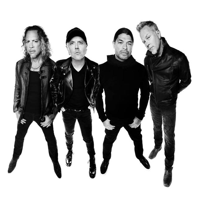 Metallica オフィシャルより引用