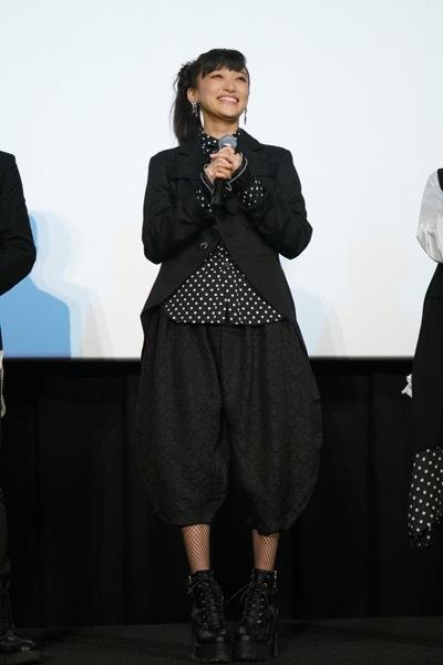 POLKA DOTS 茜屋日海夏 (c)真島ヒロ・講談社/劇場版フェアリーテイルDC製作委員会