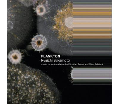 Ryuichi Sakamoto「PLANKTON」(輸入盤)