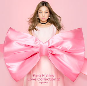 『Love Collection 2 ~pink~』通常盤