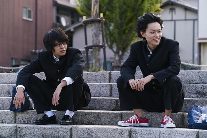 ©此元和津也(別冊少年チャンピオン)2013 ©2016映画「セトウツミ」製作委員会