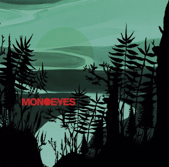 MONOEYES   2nd ALBUM『Dim The Lights』