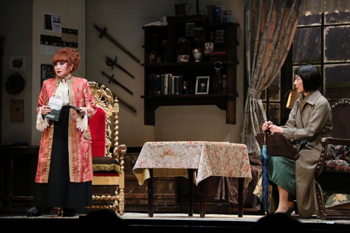 舞台『レティスとラベッジ』