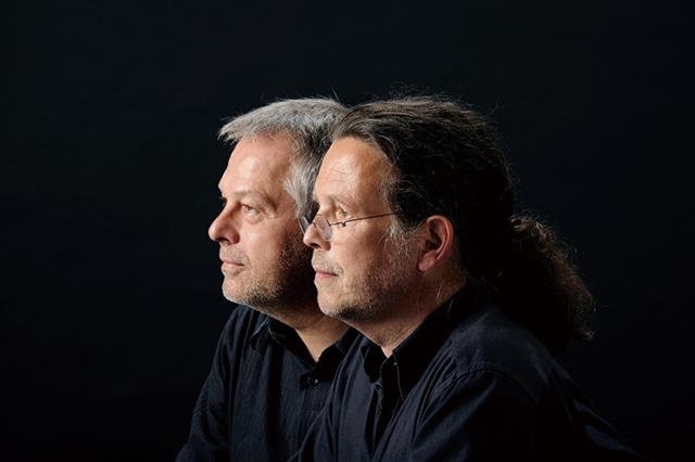 左:クリストフ・プレガルディエン 右:ミヒャエル・ゲース