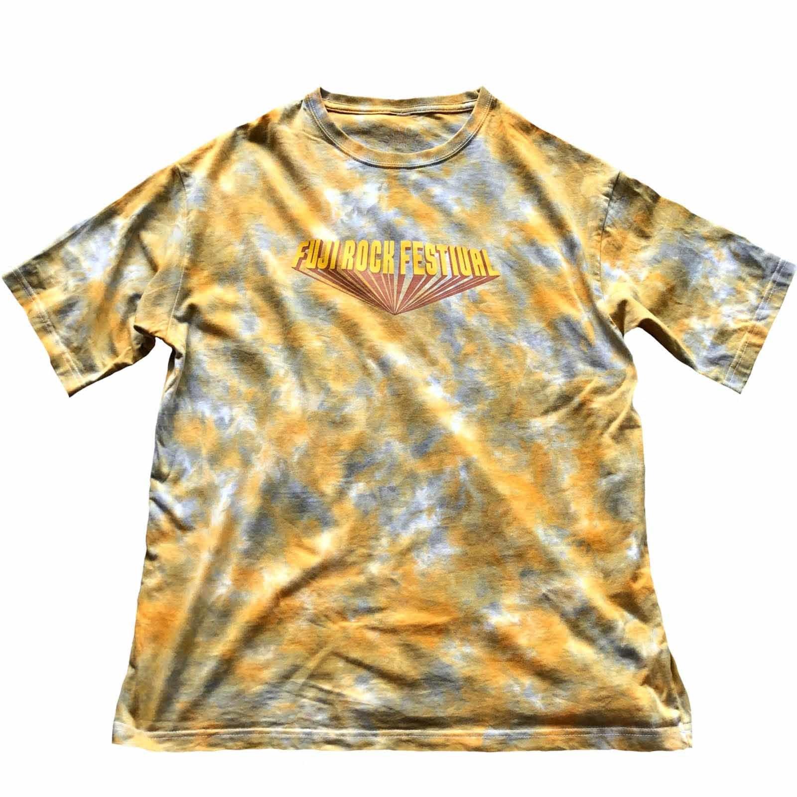 FRF2021 タイダイTシャツ  4,800 円(税込)