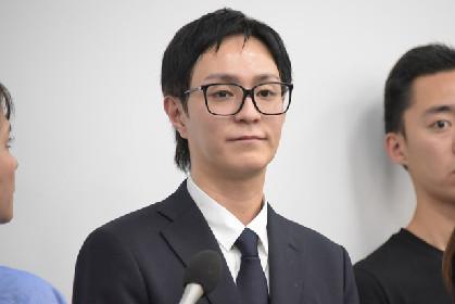 AAA浦田直也、女性への暴行を謝罪「あってはならない行動をしたことを心から反省」