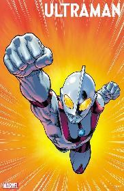 円谷プロ×マーベル! ウルトラマンのマーベル・コミックス『THE RISE OF ULTRAMAN』カバーイラスト公開