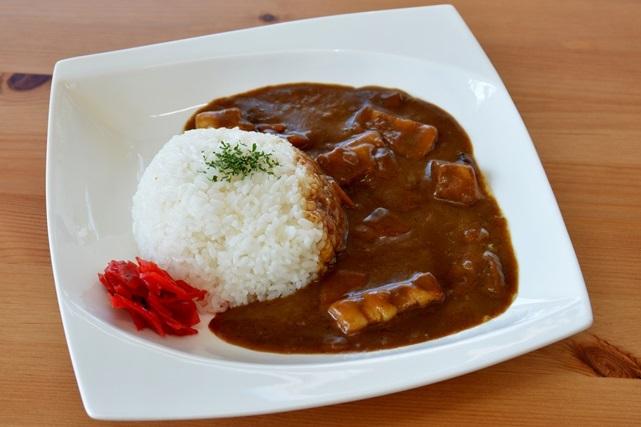 角煮カレー