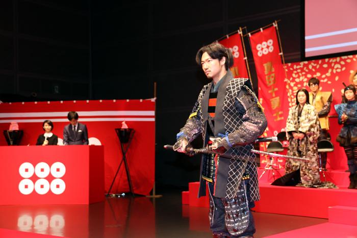 青木健/映画「真田十勇士」