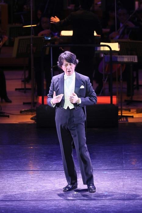 『ファンタスティック・ガラコンサート』昨年度舞台写真 宮本益光  (C)Kiyonori Hasegawa