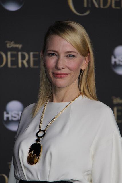 Photo:ケイト・ブランシェット (C)Izumi Hasegawa/www.HollywoodNewsWire.net