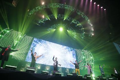 リトグリ、ナオト・インティライミ、GENERATIONSらの濃厚な競演に1万人超が大興奮『バズリズム LIVE 2017』初日レポート