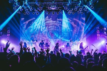 眩暈SIREN『「深層から」TOUR2018』ライブレポート たくさんの孤独を打ち消す表裏一体の音楽が彩る圧巻のライブ